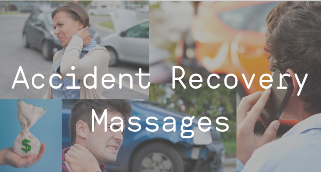 med pay accident massage, massage paid by med pay, billing a massage through med pay, boulder accident massage